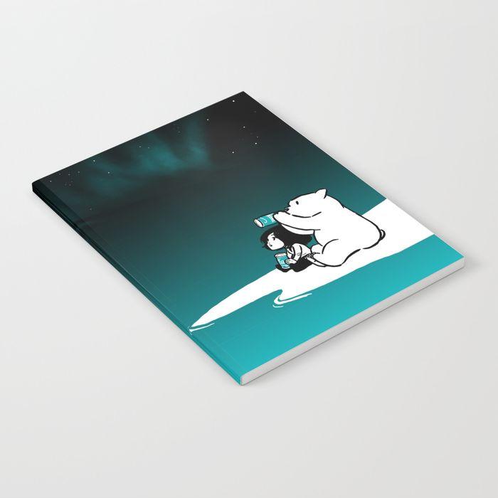 icelandic-bear-aurora-borealis-notebooks